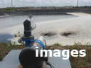 AIA Aeration system installed at St Lucie Leachate Pond